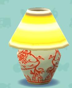ポケ森のアジアなランプ