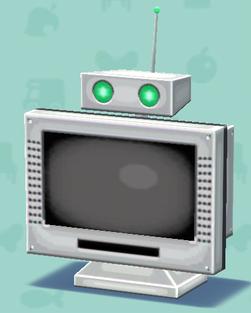 ポケ森のロボテレビ