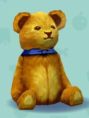 ポケ森の熊のちびちゃん
