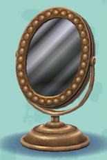 ポケ森の置き鏡