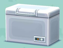 ポケ森の冷凍庫
