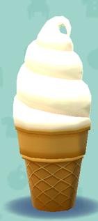 ポケ森のソフトクリームランプ