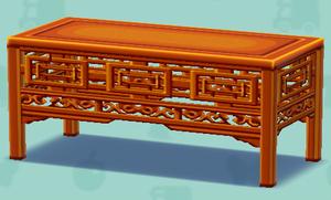 ポケ森のアジアなテーブル