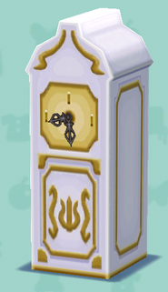 ポケ森のロイヤルな時計