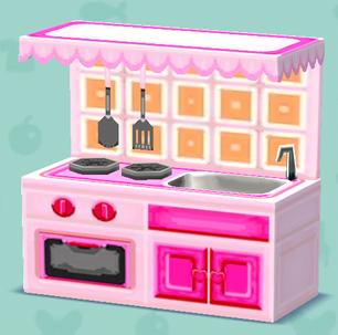 ポケ森のラブリーキッチン