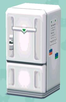 ポケ森の冷蔵庫