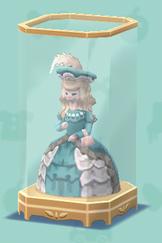 ポケ森のフランス人形