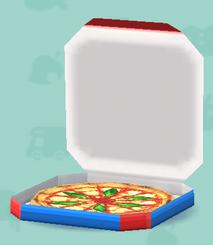 ポケ森のマルゲリータピザ
