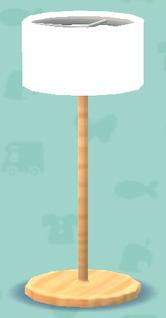 ポケ森のシンプルなランプ