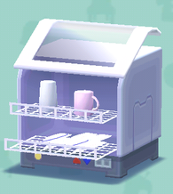 ポケ森の食器洗い機