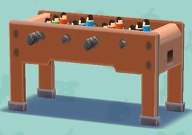 ポケ森のテーブルサッカー