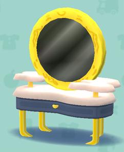 ポケ森の満月ドレッサー