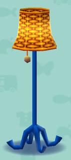 ポケ森のリゾートなランプ