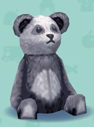 ポケ森のパンダのチュンチュン