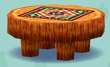 ポケ森のログテーブル