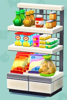 ポケ森の商品棚