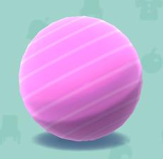 ポケ森のバランスボール