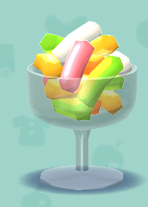 ポケ森のお菓子のミニランプ
