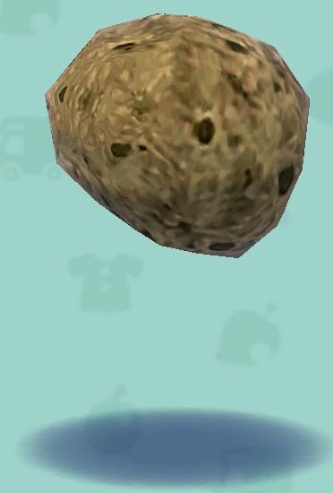 ポケ森の隕石