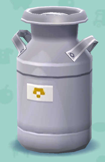 ポケ森のミルクタンク