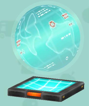 ポケ森の丸いレーダー