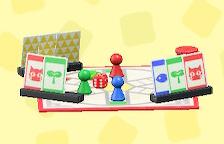 あつ森のボードゲーム