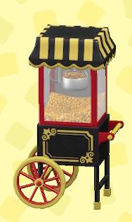 あつ森のポップコーンマシン