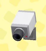 あつ森のかんしカメラ