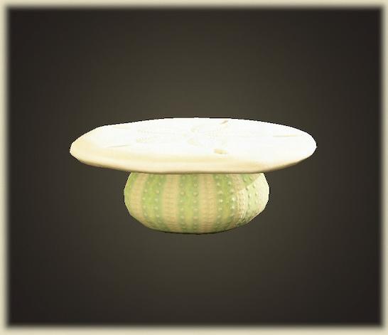 あつ森の貝殻のテーブル