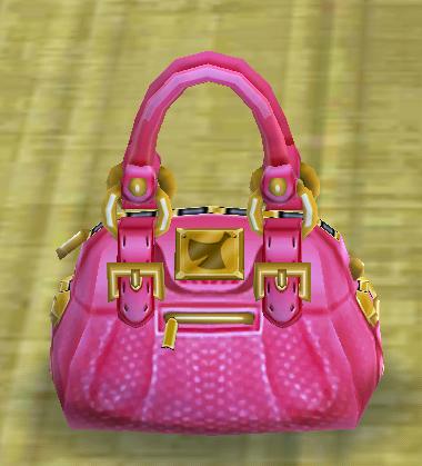 ポケ森のハンドバッグ