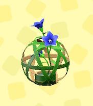 あつ森の竹のまりの青竹