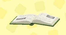 あつ森の本の教科書