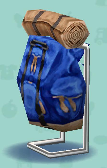 ポケ森のバックパック