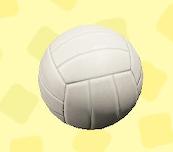 あつ森のボールのバレーボール