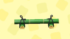 あつ森のたけのくるまどめの青竹