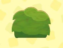あつ森のハリボテのいけがきの春