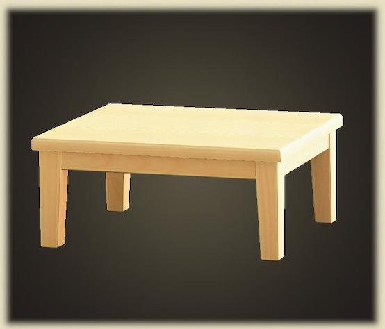 あつ森のもくせいテーブル