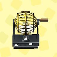 あつ森のビンゴマシン