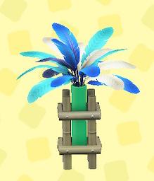 あつ森のカーニバルなランプのブルー