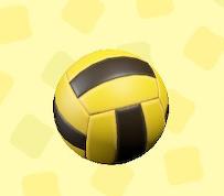 あつ森のボールのドッジボール