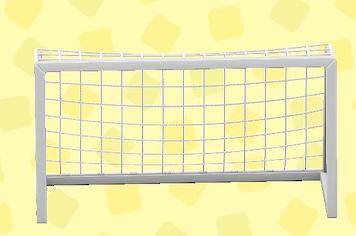 あつ森のサッカーゴール