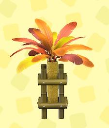 あつ森のカーニバルなランプのレッド