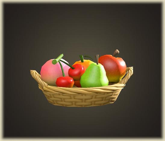 あつ森のフルーツバスケット