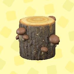 あつ森のキノコのげんぼくのよくあるキノコ