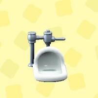 あつ森のわしきトイレ