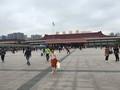 中国珠海市のイミグレーションの建物