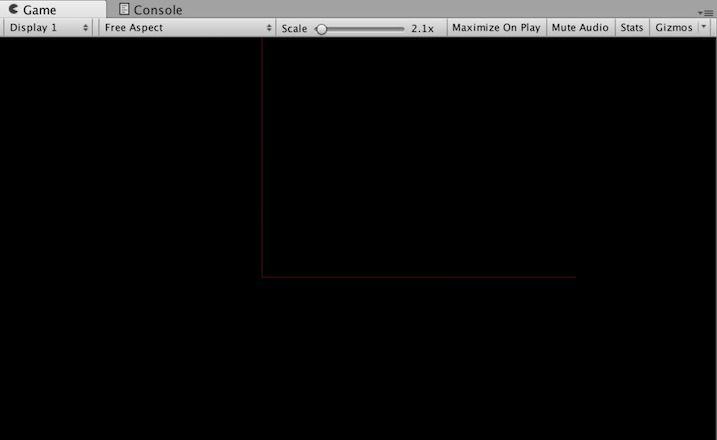 Line Rendererのパラメータを0.0f〜1.0fで指定する場合の例