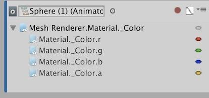 Unity2018 timeline機能でcolor調整をする例