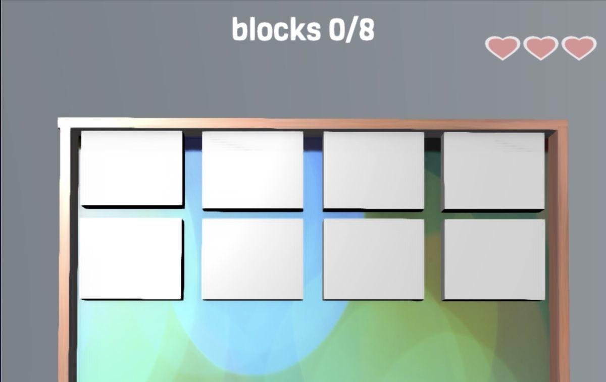 An example of HUD developed by Babylon.js Editor v4.0