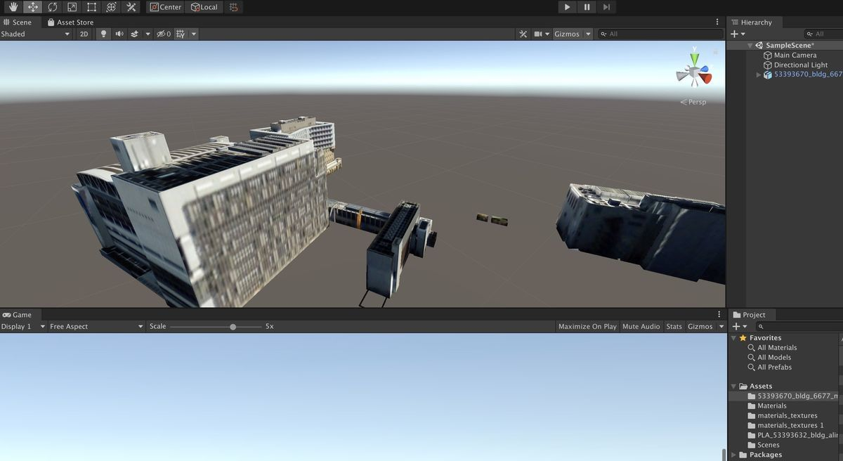 Changed shader setting as Ulint/Textures on Unity2019